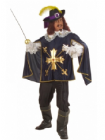 Musketeer Coat (4367)